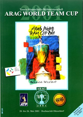 Programm des ARAG World Team Cup 2001
