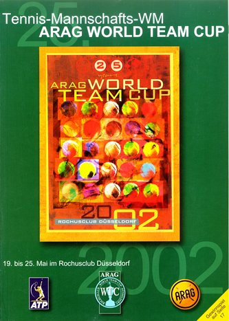 Programm des ARAG World Team Cup 2002