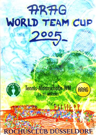 Programm des ARAG World Team Cup 2005