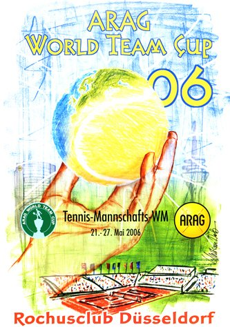 Programm des ARAG World Team Cup 2006